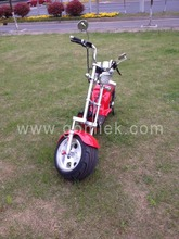 two wheel self balancing mobility electric chariot covered electric scooter