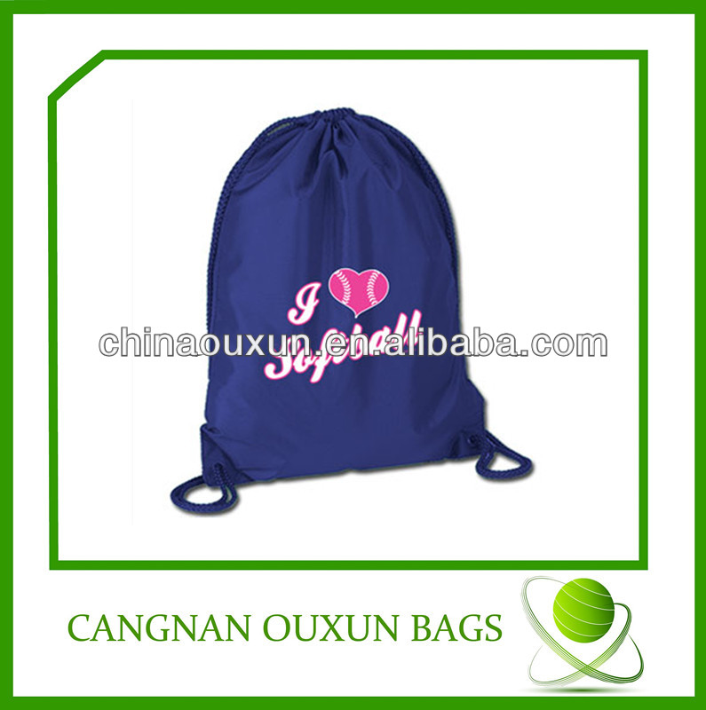 eco-friendly factory price small nylon mesh gift bag