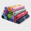 183 61cm 6mm Thick Yoga Mat TPE Toxic and Tasteless for Beginners Widened Slide proof Sport