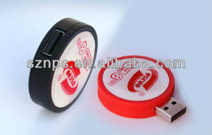 The wheels shape USB Flash Drive with your own logo