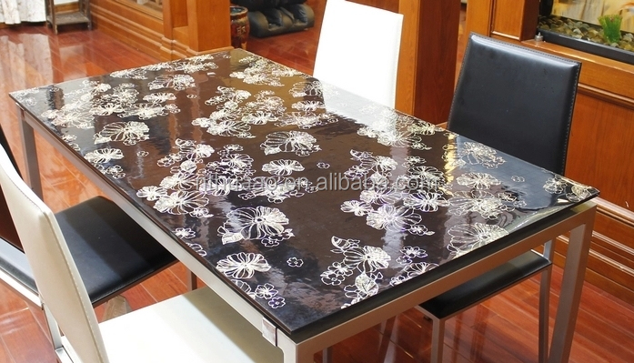 Amazing Handle Cover Dining Table Cover Christmas Product Decoration Cloth Custom  Plastic Table Cover