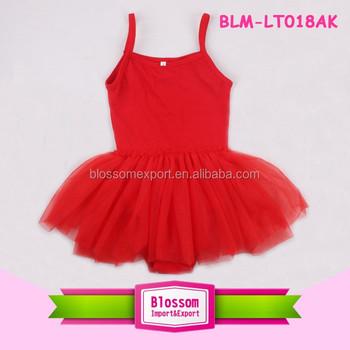 Bébé Date Justaucorps Conception Tutu Robe Fille Vêtements Patinage Gymnastique Solide Blanc Rouge Rythmique Longeait Justaucorps Ballet Buy