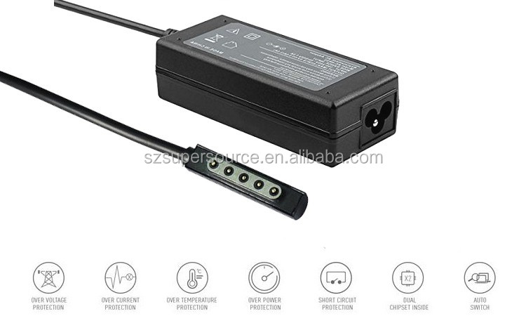 China Supplier 24w Laptop Power Adapter Notebook Ac Adaptor 12v 2a ...
