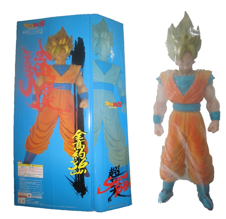Super Big 165 Tall Saiyan Goku Labeled 36 Cm