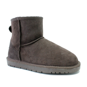 Factory supply waterproof shearling lined australia sheepskin boots women top selling products