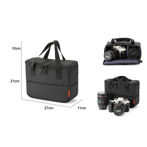Camera Bag Insert Made Of Polyester Multiple Use Waterproof Oem Order Are Accepted Buy Camera Bag Insert Product On Alibaba Com
