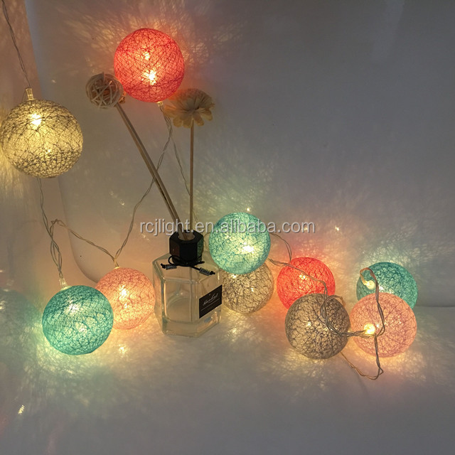 christmas pearl light string white contton ball lights buy christmas pearl light stringcotton balloutdoor ball light product on alibabacom