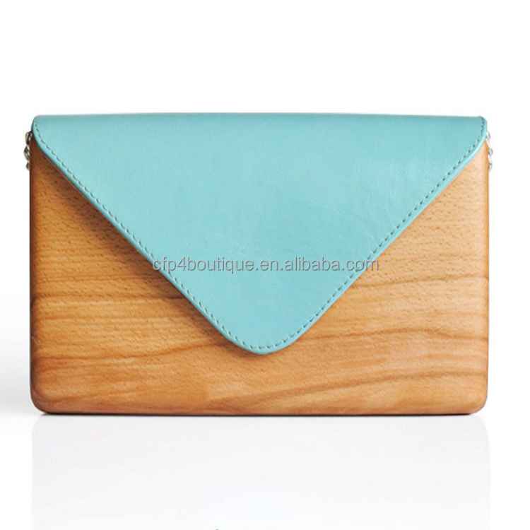CFP B0003 Posh And High Quality Handcrafted Wooden Bag