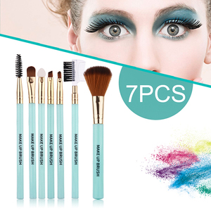 2019 Lameila new professional beauty cosmetic tools 7pcs makeup brushes private label