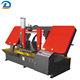 CNC Metal Cutting Band Saw Column Steel Pipe Machine with Feeder Price