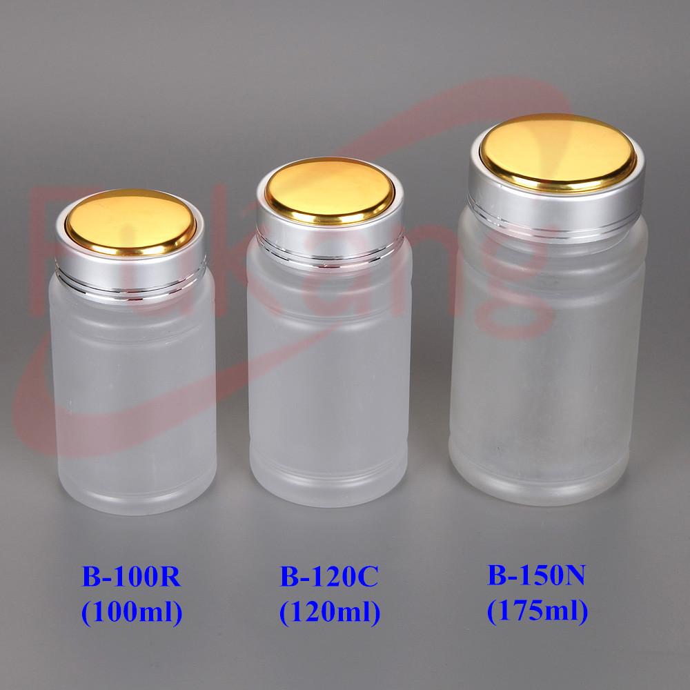 5oz Clear Plastic Dietary Supplement Bottle,Unique Plastic Capsule ...