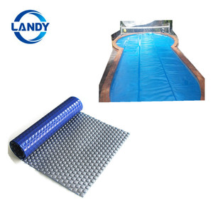 Funky above ground inground pool safety winter mesh cover net solar blanket