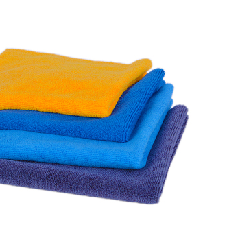 Microfibre cloth manufacture quick dry car care cleaning micro fibre  cloth