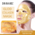 DR.RASHEL Gold Collagen High Moisture Essence Facial Mask Sheet Gold Mask