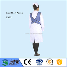 Import material made radiation protection apron