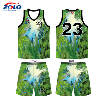 Easy to use high quality elastane latest basketball jersey design