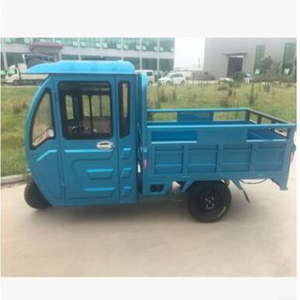 Truck Cargo Tricycle Van Cargo Tricycle Motorcycle Truck 3-wheel Tricycle