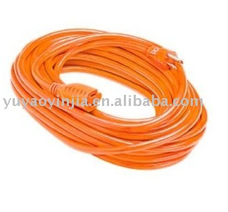 American Orange Sjtw Extension Cord out door use(UL/CSA certificate)