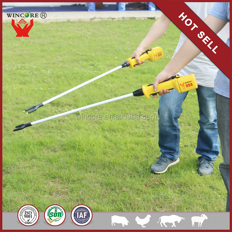 Guangzhou livestock equipment High quality best used long / short best cattle prod