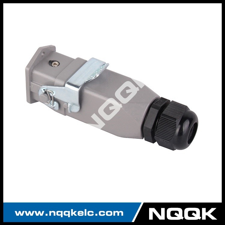 1  top entry heavy duty connector Electrical Cable Connector.JPG