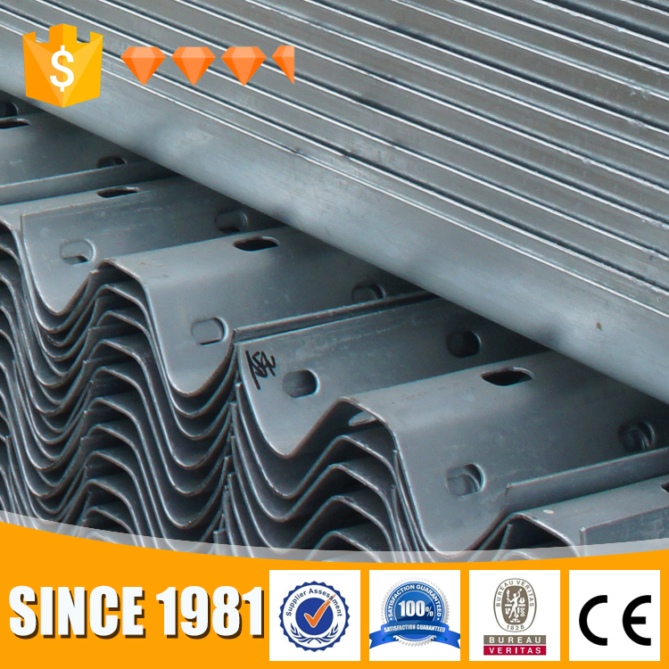 Cost-effective railway barrier stainless steel guardrail used guard rails for sale