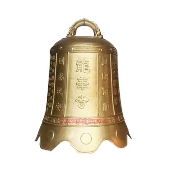 Best selling metal crafts products brass church bell