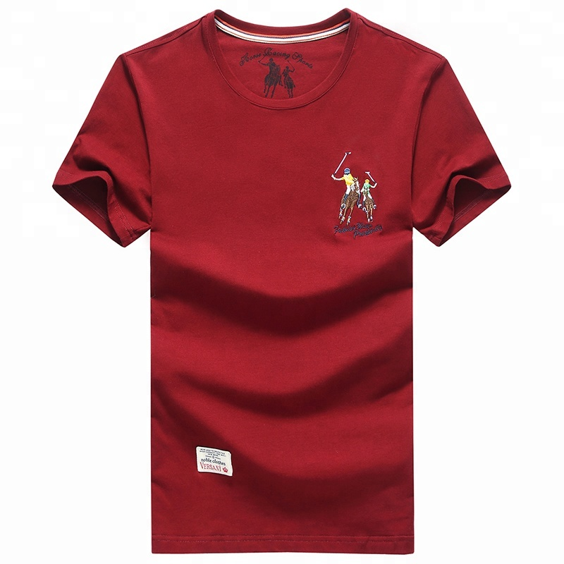 Groothandel china hoge kwaliteit polo t-shirt voor mannen