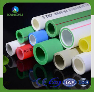 Plumbing materials plastic tube water supply PPR pipe