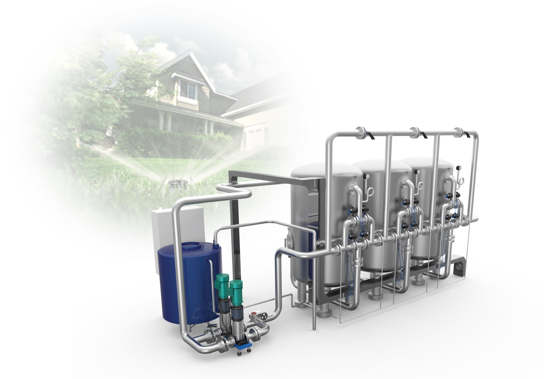 South Korea Reverse Osmosis System South Korea Reverse Osmosis