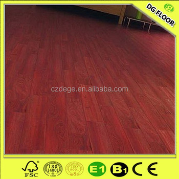 12mm Thick Oak Ac3 Distressed Timber High Quality Laminate Flooring