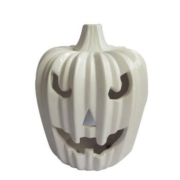 Nuevo Diseño Artificial Blanco De Calabaza Para Halloween Decoración ...