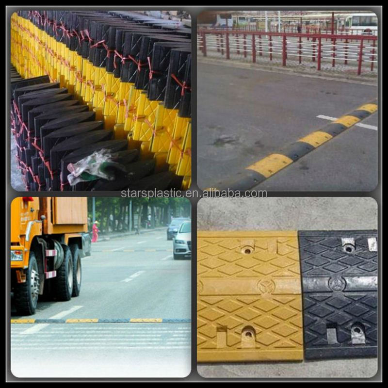 SB-A01-0xx series ROAD SAFETY RUBBER KERB