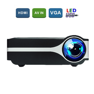 Lower Price Video HDMI 3D Mini DLP Projector For Home Use