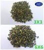 Natural Dried Green Bell Pepper Flakes 6*6 9*9 with Free Sample Free Shipping