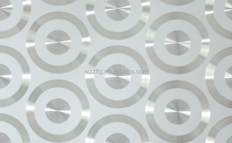 Stucco Embossed Aluminum Roll Coil Sheet/ Aluminum Metal Sheet ...