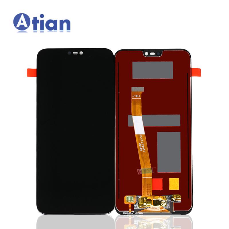 Kualitas Tinggi Tampilan untuk Huawei P20 Lite Tampilan Layar LCD untuk Huawei P20 Lite ANE-LX1 ANE-LX3 ANE-AL00 Nova 3E