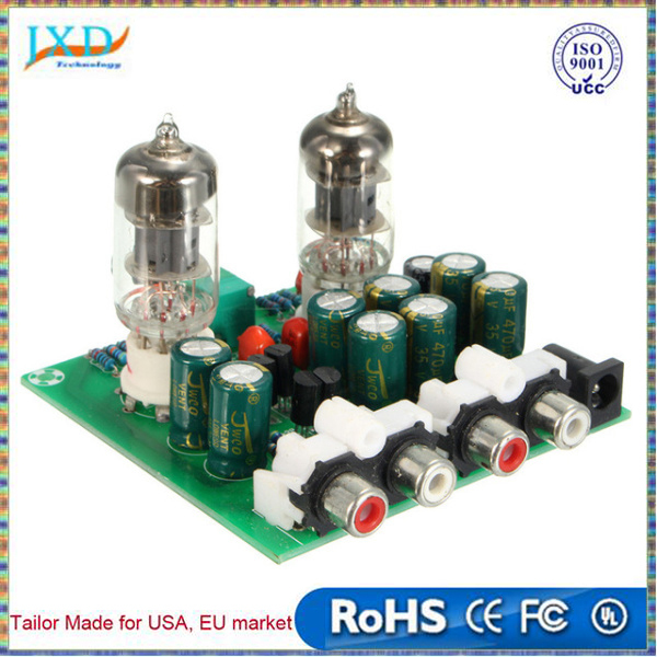 6j1 Valve Pre-amp Tube Preamplifier Board On Musical Fidelity X10-d Circuit  New Electric Unit Preamplifier Boards - Buy Preamplifier Boards,Musical