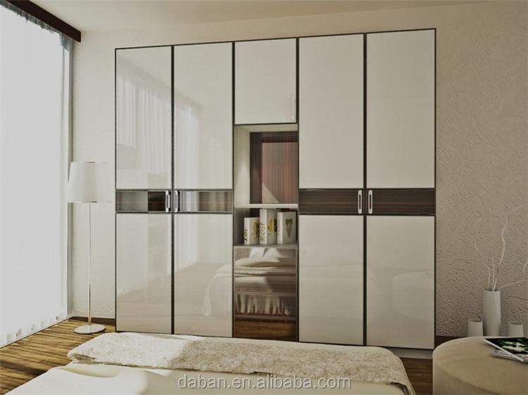 Removable Plywood Jisheng Brand Wardrobe Door Designs
