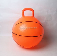 hot sale basket hopper ball 45cm 500g jumping ball for fun and exercise