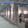 DWC mesh belt dryer for vegetable dryer machine