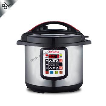 8l Commercial Electric Pressure Cooker Soup,Porridge ...