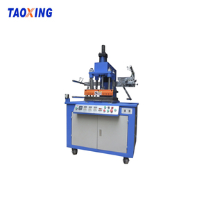 hydraulic logo hot stamping machine high pressure bronzing machine