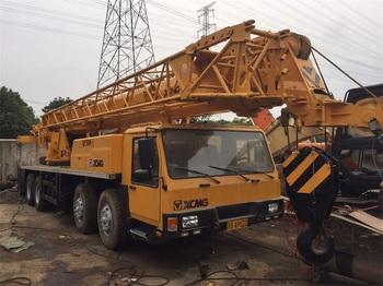 China Mobile Crane Location Shanghai,Qy50k Xcmg Used Crane Truck ...