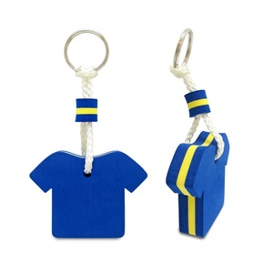 eva keychain/eva floating key rings/eva foam key holder wholesale