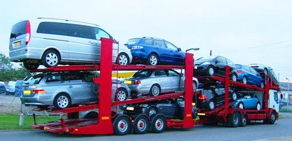 Car Transporter Trailer Car Carrier Trailer For Sale Buy