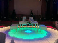 new products on china market,2048 leds 1m x1 m led digital dance floor