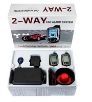 Africa used 19 years manufacture new style long distance two way car alarm for sale