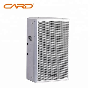 best professional speakers 15 inches high power audio equipment mobile speaker 500W