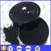 Natural coconut oil and coconut shell charcoal powder for teeth whitening