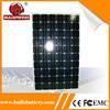 High efficiency with high reliability polycarbonate solar panel 260w mono
